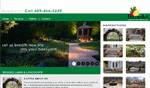 landscaping web sites